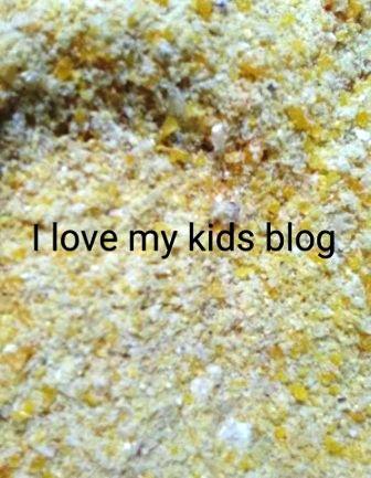 fresh ground cornmeal
