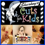 Sharkey's Cuts for Kids Hair Care Products are Designed with Kids in Mind