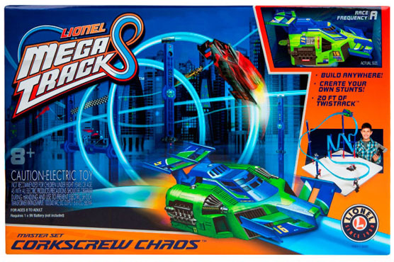 Construct Epic Racetracks Everytime with Mega Tracks