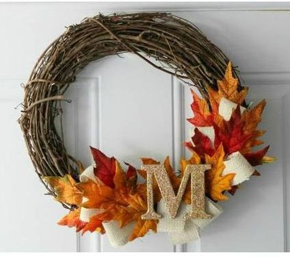 monogram-wreath