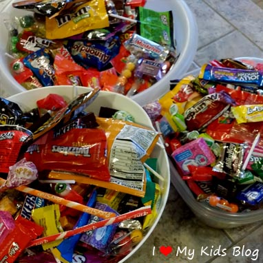 How the Switch Witch Saved my Sanity and Made Halloween Candy Go Away