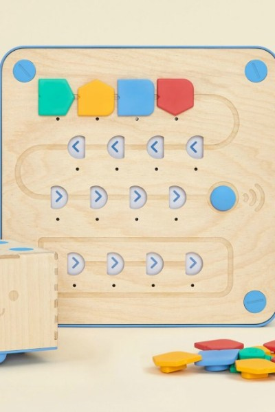 Cubetto is the fun and easy way to introduce Programming to a Little one