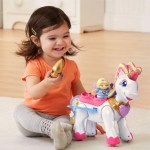 Play in a World of Enchantment and Wonder with VTech Go! Go! Smart Friends Princess Toys and Accessories