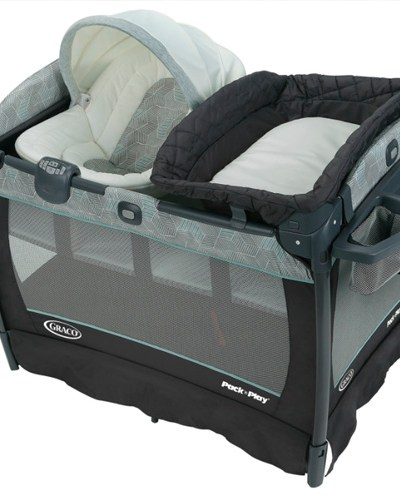 Easily Soothe and Bring Comfort to your Newborn with Graco Pack N' Play Newborn Napper Oasis