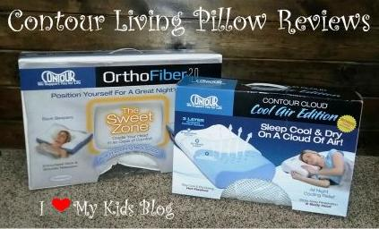 Contour living pillow review 1