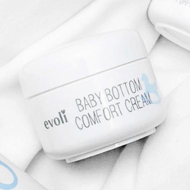 evoli baby bottom comfort cream