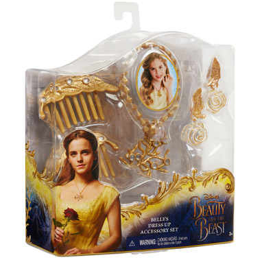 Beauty and the Beast Belle Dress Up Accessory Kit
