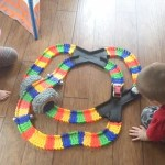 A Toy that any Car loving Child is Sure to Love- Double X-Track from Kidoozie