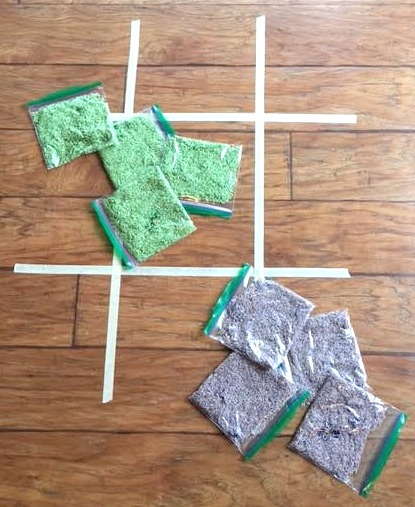 Ideas and Inspiration  |Tic Tac Toe Toss