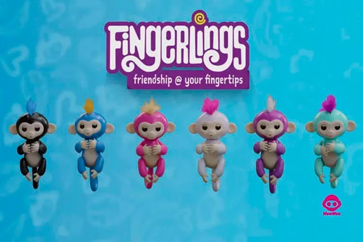 2017 Holiday Gift Guide for Children 5 to 7 - fingerlings