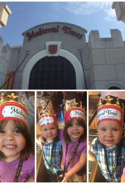 You will have a Knightly Time at the Medieval Times in Dallas