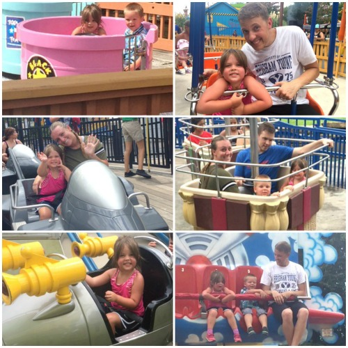 A Family Day at Six Flags Over Texas is Always a Good Idea