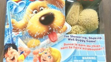 The Soggiest Game Around is sure to Make Your Children Laugh; Soggy Doggy