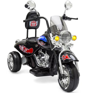 2017 Pre-K Holiday Gift Guide Ride-On Motorcycle