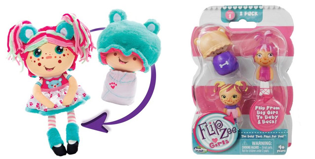 2017 Holiday Gift Guide for Children 5 to 7 - FlipZee Girls