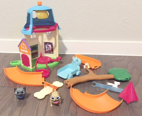 The Puppy Dog Pals Doghouse Playset And Why It Should Be Under Your