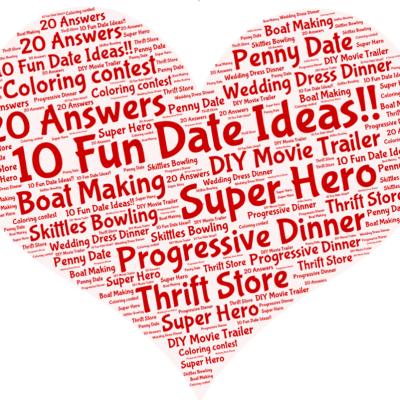 10 fun date ideas