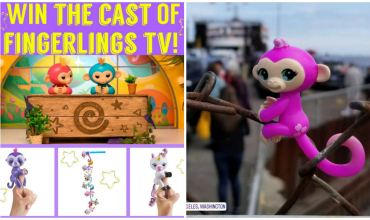 win the cast of fingerlings tv