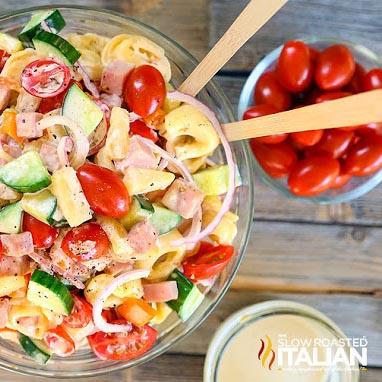 Veggies Most: Hawaiian Torellini Salad