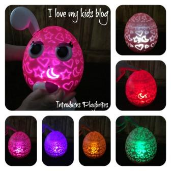 Light up your child's room with Playbrites!