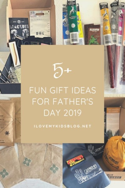 5+ Fun Gift Ideas for Father's Day 2019