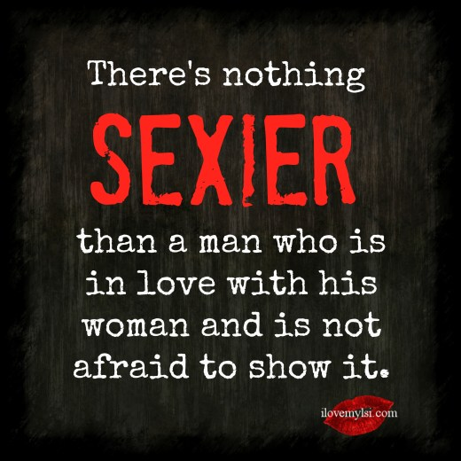 Nothing sexier