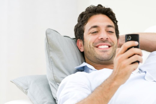 The 10 Second Text That Will Make Him Smile For Hours