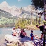 Grand Teton NP Taggart Lake