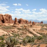 Arches NP Garden of Eden