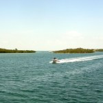 Biscayne NP weekend boaters