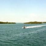 Biscayne NP weekend boaters
