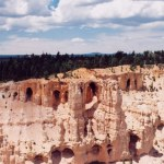 Bryce Canyon NP caves