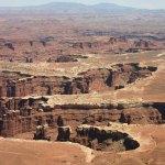 Canyonlands NP Grand View Overlook