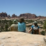 Canyonlands NP family hike