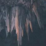Carlsbad Caverns NP Big Room stalactite
