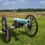 Gettysburg NMP Napoleon cannon