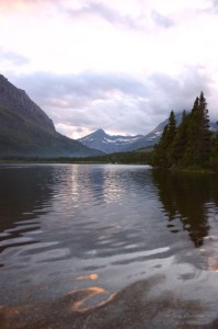 Glacier NP Swiftcurrent Lake