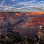 Grand Canyon Pima Point Sunset