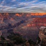 Grand Canyon Pima Point Sunset