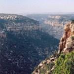 Mesa Verde NP canyon