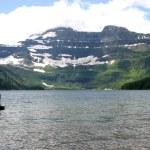 Waterton Lakes NP Cameron Lake