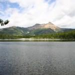 Waterton Lakes NP Crandell Lake