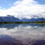 Waterton Lakes NP Waterton River