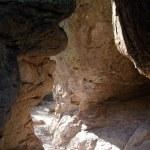 Chiricahua NM the Grotto