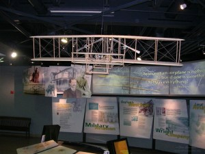 Dayton Aviation Heritage NHP interpretive center
