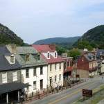 Harpers Ferry NHP town