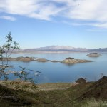 Lake Mead NRA lake overlook