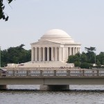 National Mall Jefferson Memorial