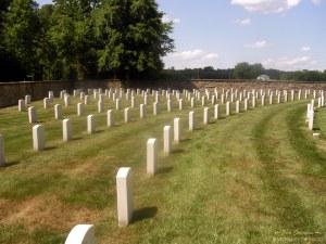 Richmond NBP Glendale National Cemetery