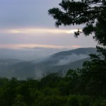 Shenandoah NP after a storm
